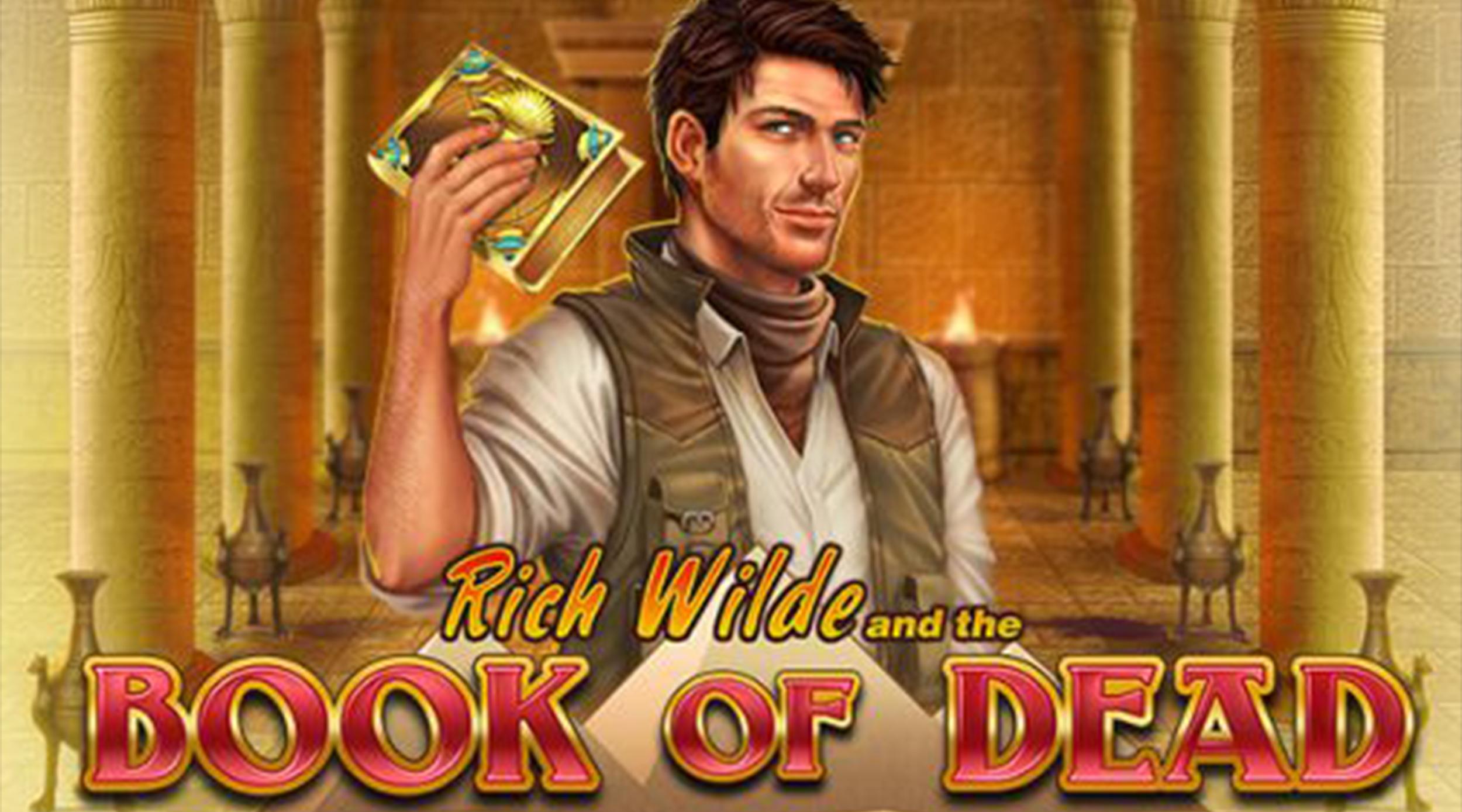 Игровые автоматы Book of Dead