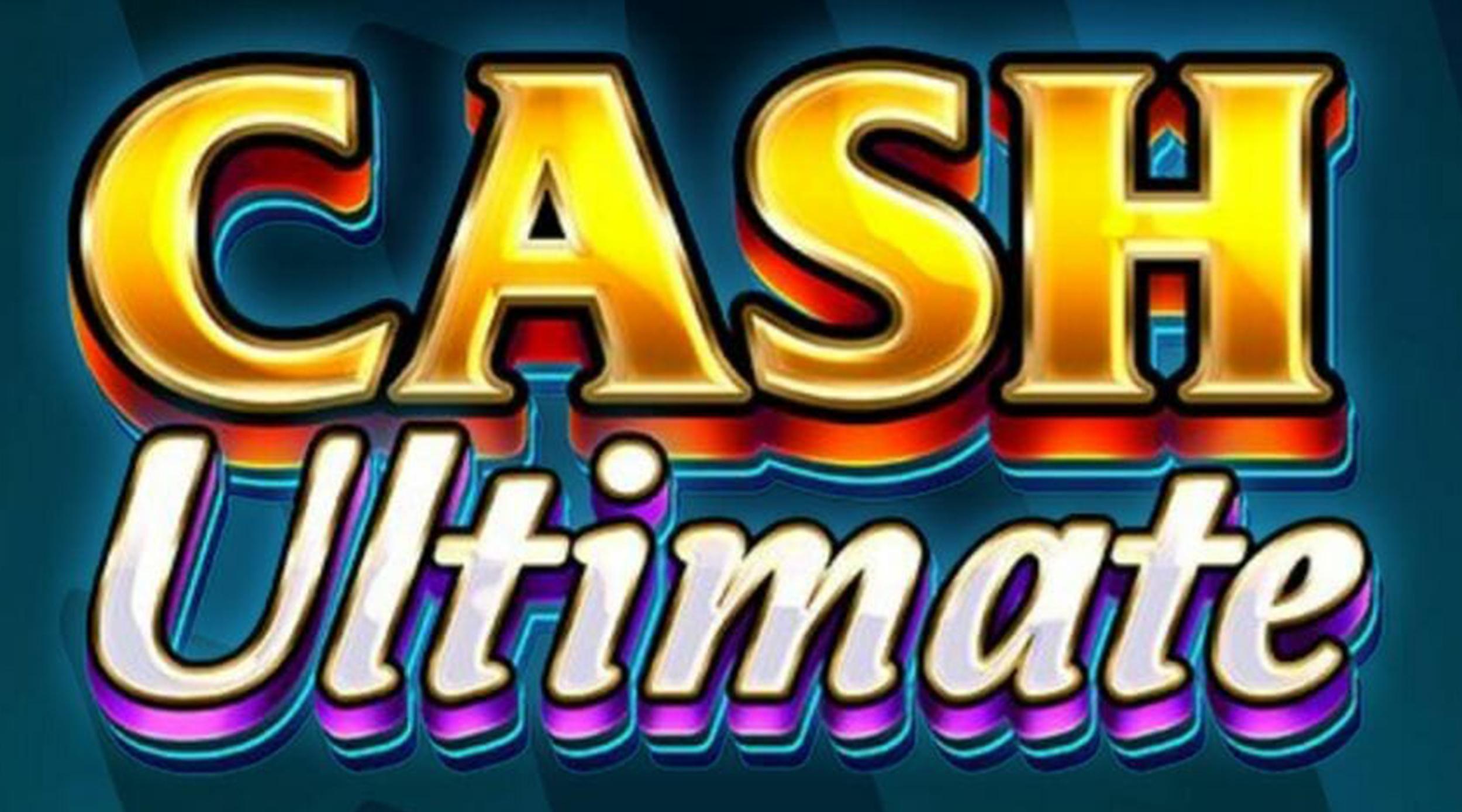 Игровые автоматы Cash Ultimate